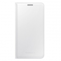 Telefono dėklas Flip Wallet for J5 White
