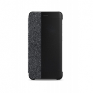 Telefono dėklas Huawei Flip View Cover, Huawei P10 Lite, Grey