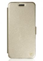 Telefono dėklas Just Must Flip case Slim LG G5 H850 (Gold)
