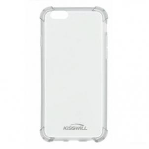 Telefono dėklas Kisswill ShockProof UltraThin 0.6mm iPhone 7 Tran