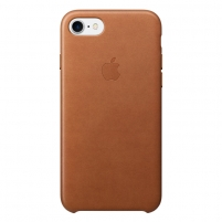 Telefono dėklas Leather for iPhone7 Saddle Brown