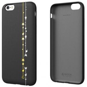Telefono dėklas Premiere Collection iPhone6/6s Black