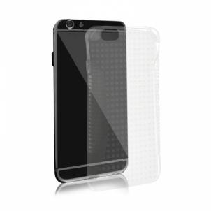 Telefono dėklas Qoltec Premium case for smartphone iPhone 5/5S | TPU | Anti Shock Mobilių telefonų priedai