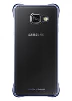 Telefono dėklas Samsung Clear cover for Galaxy A3 (2016) A310 (Black)