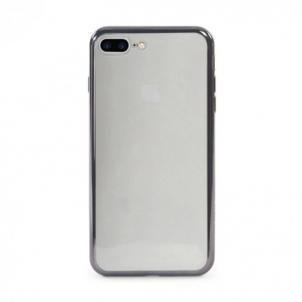 Telefono dėklas Tucano Elektro Flex case for iPhone 7 Plus Black