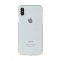 Telefono dėklas Tucano Sottile Cover, Apple, iPhone X, TPU, Transparent