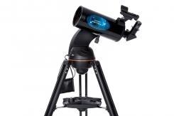 Teleskopas Celestron Astro FI 102mm GoTo WiFi MAK Teleskopai