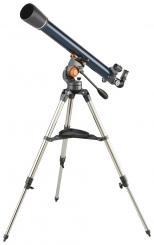 Teleskopas Celestron Astromaster 70/900 AZ Teleskopai