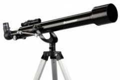 Teleskopas Celestron PowerSeeker 60 AZ Teleskopai