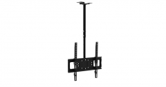 Televizoriaus laikiklis ART Ceiling Holder AR-21L LCD/LED TV |Black| 32-60 65-93cm 45kg