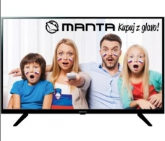 Televizorius Manta 40LFN19S Led/ LCD tv