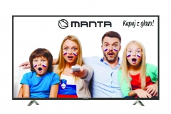 TV Manta 43LUS79T Led/ LCD tv
