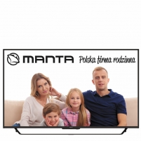 TV Manta 50LUA19D Led/ LCD tv