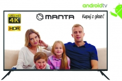 TV Manta 50LUA29E Led/ LCD tv