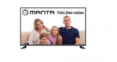 Televizorius Manta 65LUA79M LED/ LCD televizoriai