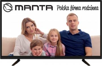 Televizorius Manta LED4004T2 PRO LED/ LCD televizoriai