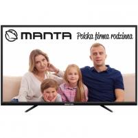 Televizorius Manta LED5501U LED/ LCD televizoriai