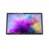 "Televizorius Philips 22PFS5303/12 22"" (55 cm), Full HD Ultra Slim LED, 1920 x 1080 pixels, DVB T/C/T2/T2-HD/S/S2, Black"