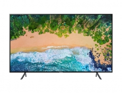 Televizorius SAMSUNG 49inch UHD 4K Smart TV NU7100 LED/ LCD televizoriai