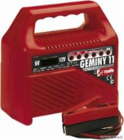 TELWIN GEMINY 11 (6-12 V) +- akumuliatoriaus pakrovėjas Battery chargers