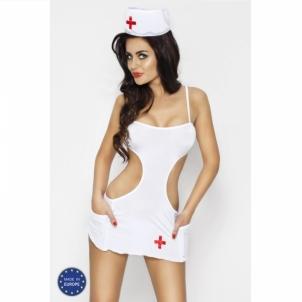 Teminis kostiumas Seksuali gydytoja (S/M)