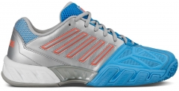 Teniso batai vaik. BIGSHOT LIGHT 3 OMNI 58/37.5 Lauko teniso bateliai ir apranga