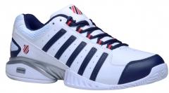 Teniso batai vyr. RECEIVER III 163/42 Lauko teniso bateliai ir apranga