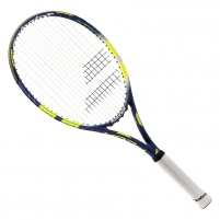 Teniso raketė Flow 105 blue/yellow Outdoor tennis racquets