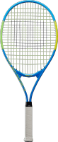 Teniso raketė WILSON COURT ZONE LITE TNS RKT3 WRT30380U3 blue-yellow Outdoor tennis racquets