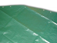 Pool cover 4.6m, Supreme Pools in the curtain