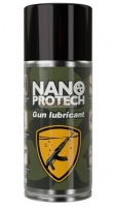 Tepalas ginklams Nanoprotech gun 150 ml - nano Sportinio šaudymo priedai