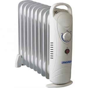 Tepalinis radiatorius Mesko MS 7805, baltas Tepaliniai sildītāji