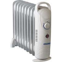 Tepalinis radiatorius Mesko MS 7805, baltas Heaters tepaliniai