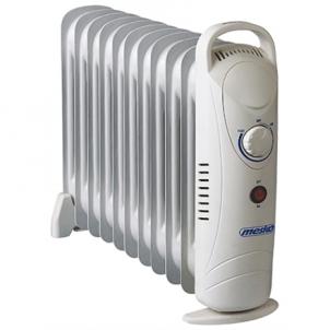 Tepalinis radiatorius Mesko MS 7806, baltas Tepaliniai sildītāji
