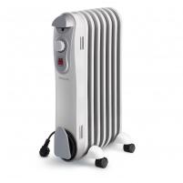 Tepalinis radiatorius Sencor SOH3007BE, 7 sekcijų Šildytuvai tepaliniai