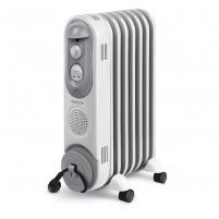 Tepalinis radiatorius Sencor SOH4007BE, 7 sekcijų Šildytuvai tepaliniai