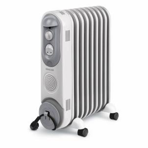 Tepalinis radiatorius Sencor SOH4009BE, 9 sekcijų Šildytuvai tepaliniai