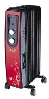 Tepalinis šildytuvas ADLER - AD 7801 (7 sekcijos) Tepaliniai sildītāji