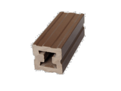 Terraced composite ledger LSJ-02 2200x38x38 mm