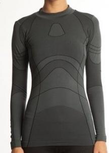 Termo marškinėliai ARINA 80002 204 M/L black/grey Žvejybiniai apatiniai rūbai