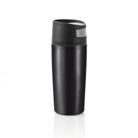 Termo puodelis Auto Juodas Vacuum flasks