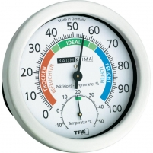 Termometras TFA 45.2028 Thermo/Hygrometer Termometrai, hidrometrai, barometrai