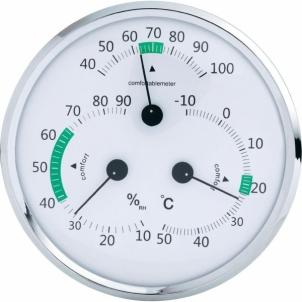 Termometras THG101 Analogue Thermometer/ Hygrometer / Comfpr Meter