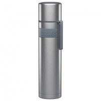 Termosas Boddels HEET Vacuum flask with cup Isothermal, Light grey, Capacity 0.7 L, Diameter 7.2 cm, Bisphenol A (BPA) free