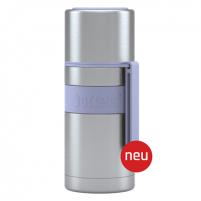 Termosas Boddels HEET Vacuum flask with cup Lavender blue, Capacity 0.35 L, Diameter 7.2 cm, Bisphenol A (BPA) free