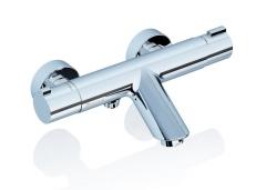 Termostatinis sieninis maišytuvas Ravak, voniai/dušui TE 022.00/150 Termostata ūdens maisītāji