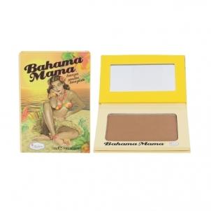 TheBalm Bahama Mama Bronzer, Shadow & Contour Powder Cosmetic 7,08g Pudra veidui