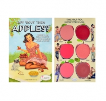 TheBalm How Bout Them Apples? Lip & Cheek Cream Palette Cosmetic 20g Blizgesiai lūpas