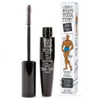 theBalm Mascara for volume what`s Your Body Builder Type- Black 12 ml Tušai akims