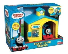Thomas and friends На железнодорожной станции X5243 Railway children